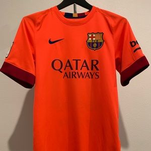 Nike Messi FC Barcelona Jersey Small